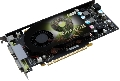 XFX - Placa Video GeForce 9600 GSO Standard 384MB (+Company of Heroes) (OC + 8.97%)