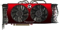 GainWard - Placa Video GeForce GTX 285 GS (OC + 4.0%)