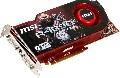 MSI - Placa Video Radeon HD 4890 OC (OC + 3%)
