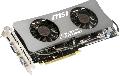 MSI - Placa Video GeForce GTX 260 216SP Lightning {{{Black Edition}}} (OC + 11.58%) 1792MB HDMI