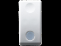 Intrerupator 2P 250V ac - 16AX - WITH REPLACEABLE NEUTRAL LENS - BACKLIT 230 V ac- 1 MODULE - SYSTEM WHITE