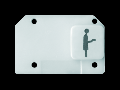 Simbol iluminabil pentru comenzi- WAITRESS - CHORUS