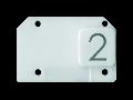 Simbol iluminabil pentru comenzi- TWO - CHORUS