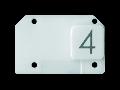 Simbol iluminabil pentru comenzi- FOUR - CHORUS