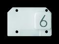 Simbol iluminabil pentru comenzi- SIX - CHORUS