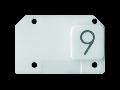 Simbol iluminabil pentru comenzi- NINE - CHORUS