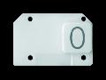 Simbol iluminabil pentru comenzi- ZERO - CHORUS