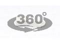 Papuc inelar neizolat,cupru electrolitic stanat SZ50-6 50mm2, M6, (d1=11,4mm, d2=6,4mm)