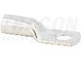 Papuc inelar neizolat,din teava de cupru electrolitic,stanat CLH70-12 70mm2, M12, (d1=12.6mm, d2=12.4mm)