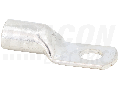 Papuc inelar neizolat,din teava de cupru electrolitic,stanat CLH95-12 95mm2, M12, (d1=15.2mm, d2=12.4mm)