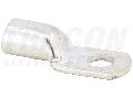 Papuc inelar neizolat,din teava de cupru electrolitic,stanat CLH150-14 150mm2, M14, (d1=17.0mm, d2=14.5mm)