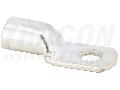Papuc inelar neizolat,din teava de cupru electrolitic,stanat CLH185-16 185mm2, M16, (d1=19.4mm, d2=16.5mm)
