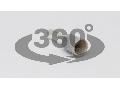 Tub de capat izolat (PA6.6),Cu electrolitic stanat, gri E16 2,5mm2, L=14,2mm
