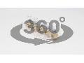 Clema cu surub, carcasa transparenta, 5 poli, 1 surub TBT-10 5×10mm2, 450VAC