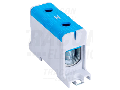 Clema de derivatie, fixare pesina sau contrapanou, albastra FLEAL-150/1K 35-150mm2, max. 800VAC, max.320A