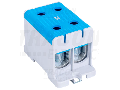 Clema de derivatie, fixare pesina sau contrapanou, albastra FLEAL-150/2K 35-150mm2, max. 800VAC, max.320A