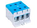 Clema de derivatie, fixare pesina sau contrapanou, albastra FLEAL-150/3K 35-150mm2, max. 800VAC, max.320A