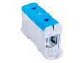 Clema de derivatie, fixare pecontrapanou, albastra FLEAL-240/1K 35-240mm2, max. 800VAC, max.425A