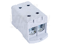 Clema de derivatie, fixare pecontrapanou, gri FLEAL-240/2 35-240mm2, max. 800VAC, max.425A