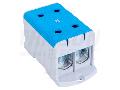 Clema de derivatie, fixare pecontrapanou, albastra FLEAL-240/2K 35-240mm2, max. 800VAC, max.425A