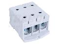 Clema de derivatie, fixare pecontrapanou, gri FLEAL-240/3 35-240mm2, max. 800VAC, max.425A