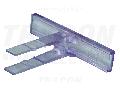 Marcaj pentru sirul de cleme, se poate fixa pe RE 1 KJ-A 44×7mm