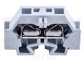 Clema sir industriala cu arcminiatural, fixare cu surub TSKD4 690V 24A 0.08-4 mm2 2P