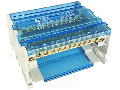 Distribuitor modular cu capaccare se poate deschide FLSO16-4P11 316(10) mm2 / 810(6) mm2, 500VAC/DC, 80A
