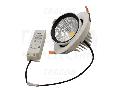 Corp de iluminat LED incastrat, reglabil DLCOBA35W 230 V, 50 Hz, 35 W, 3500 lm, 4000 K, EEI=A+