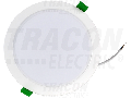 CIL incorporabil cu LED si temp. de culoare reglabila DLETRIO14W 230VAC, 14W, 1120lm, 3000/4000/6500K, 110, IP44, EEI=A+
