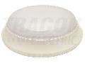 CIL LED protejat,aparent, mat. Plastic si kit de emergenta EVAE28NW 100-240 V,50 Hz,28/2 W,2100/140 lm,1 h,4000 K,IP54, EEI=A