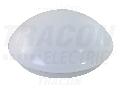 CIL cu LED, mat.plastic,protejat,pt.perete interior MF05 230 VAC,10W, EEI=A, IP20, 4500K, 800 lm