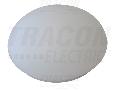 CIL mat.plastic,protejat,pt.perete interior, senz.de miscare MFM01 230VAC,max.25W,E27,360,10s-12min,3-2000lux,IP20,EEI=A++-E