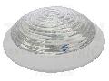 Corp iluminat de perete,protejat,dispersor transparent, alb TLKV-2D-21 230V, 50Hz, 21W, EVG, Gr10q, IP54, EEI=A