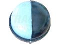 ADW,rotund,negru,semiacoperit TLH-05F 230V, 50Hz, E27, max.60W, IP44, EEI=A++,A+,A,B,C,D,E
