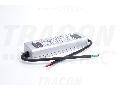 Alimentator LED profesional,cu carcasa metalica ELG-200-12A-3Y 100-305 VAC / 12 VDC; 200 W; 0-16 A; PFC; IP65