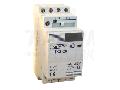 Contactor modular de instalatii THK2-40 230V, 50Hz, 2P, 2×NO, 40/15A, 8,4/2,4kW, 230V AC