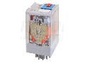 Releu industrial de putere RT11-240AC 230V AC / 3×CO (10A, 230V AC / 28V DC)