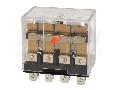 Releu miniaturizat de putere RL14-240AC 230V AC / 4×CO (10A, 230V AC / 28V DC)