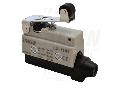 Limitator cursa tija,arc si rola LS7141 1×CO, 2A/230V AC, 47mm, IP40