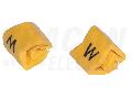 Marcaj cablu , litera F J4F 4-10mm2