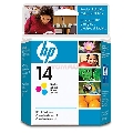 HP - Cartus cerneala HP 14 (Color - de mare capacitate)