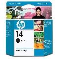 HP - Cartus cerneala HP 14 (Negru - de mare capacitate)