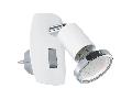 Lampa priza MINI 4 3000K alb cald 220-240V,50/60Hz IP20