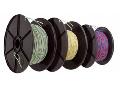 Cablu telefon YV 2x0,5/0,9 rosu/alb