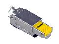 Conector tata ecranat QUICK CONNECT LINE RJ45 Cat.6a, PoE+