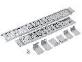 Organizator lateral extensibil DS/DSZ/DSI L800 A600-900,met