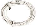 Patchcablu coax.IEC-T/IEC-M,90,Cl.A,alb,1.5m,BAK 153-96