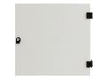 Usa metalica pt dulap DW 21U, 600mm, RAL7035