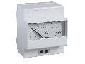 Ampermetru Analogic Modular Amp - 0 - 30 A